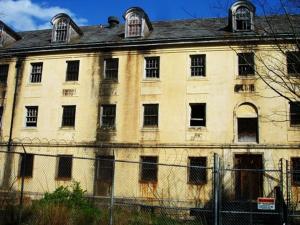 the old va hospital