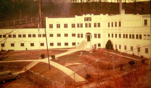 old craggy prison