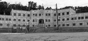 Craggy Prison - Photo