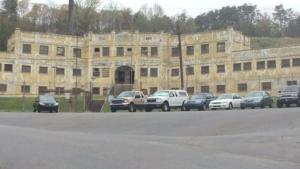 craggy prison
