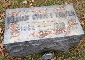 william sydney porter grave marker