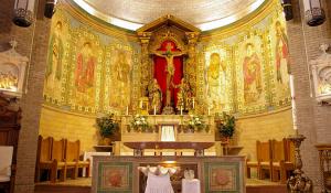 st lawrence basilica design